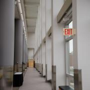 Picture of the Atrium in Palmer Commons