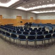 Great Lakes Room auditorium style seating